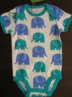 Obrázok z Body sloník 68