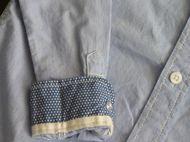 Obrázok z Košeľa bledomodrá 104