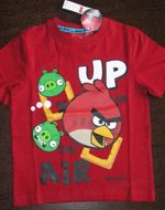 Obrázok z Tričko Angry Birs 104