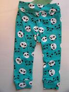 Obrázok z Tepláky panda zelené 68