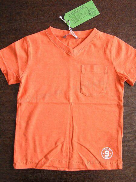 Obrázok z Tričko oranžové 98