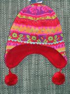 Obrázok z Čiapka brmbolčeky, futrovaná veľ.53