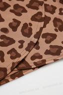Obrázok z Šaty LEOPARD DRESS 98/104,110/116,122/128