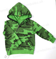 Obrázok z MIKINA ARMY jasno zelená 86/92,98/104