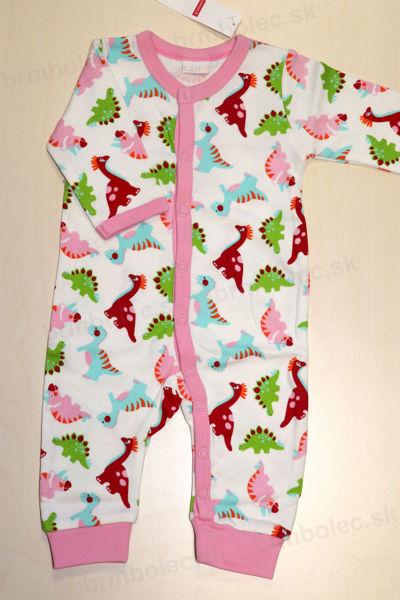 Obrázok z Pyžamo, overal dinosaurové 56