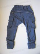 Obrázok z BAGGY KAPSÁČE  jeans modre 86-140