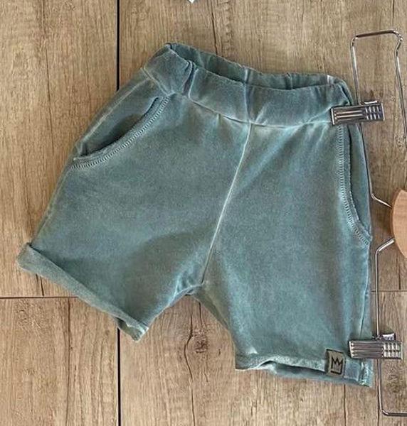 Obrázok z Šortky  OLIVA sprané 86-140