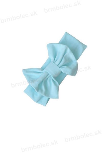 Obrázok z Čelenka bledá modrá UNI