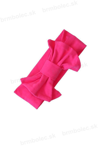 Obrázok z Čelenka ružová bubblegum UNI