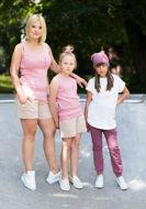 Obrázok z Detské šortky BÉŽOVÉ 92-164