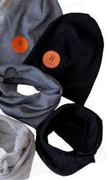 Obrázok z Čiapka+ tunel BM čierna