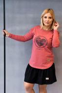Obrázok z Tričko DR CORAL HEART (MAMA&DIEŤA)