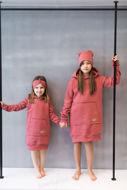 Obrázok z Mikina tunika, šaty RIB CORAL (MAMA&DIEŤA)